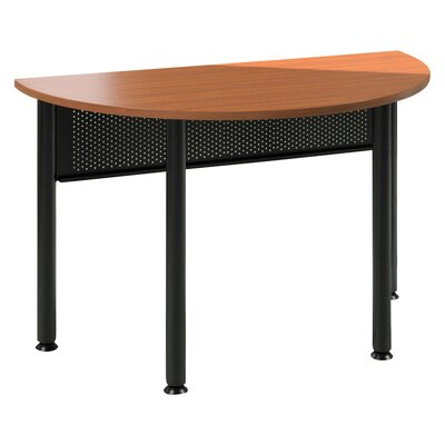 48 W Encounter Training Table Tabletop Finish: Cherry / Cherry