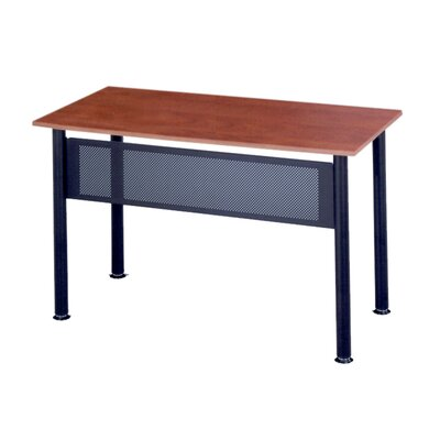 Encounter Training Table with Modesty Panel Tabletop Finish: Cherry / Cherry, Size: 29 H x 60 W x 18 D