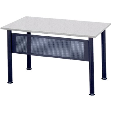 Encounter Training Table Tabletop Finish: Folkstone / Gray, Size: 29 H x 72 W x 24 D