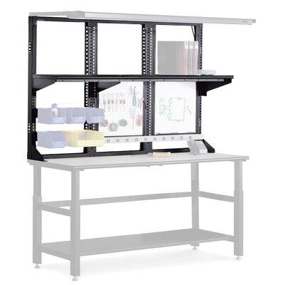 IT Furniture 48 H x 60 W Desk Hutch