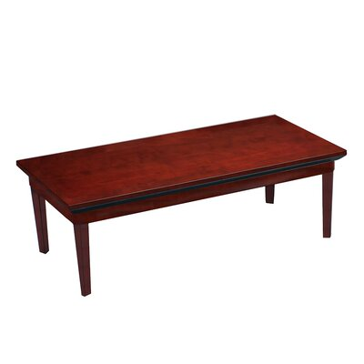 Corsica Coffee Table Color: Sierra Cherry Veneer