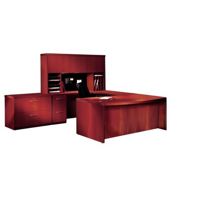 Series U Shape Desk Office Suite Aberdeen Product Photo 7500