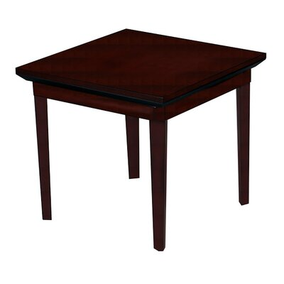 Corsica End Table Color: Sierra Cherry Veneer