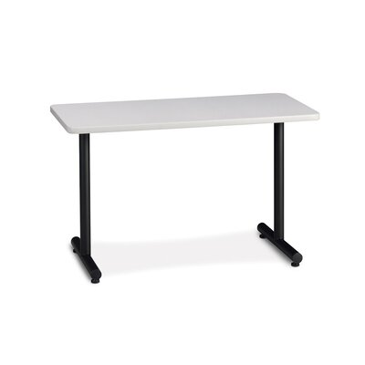 T-Mate Utility Training Table with Cable Management Tabletop Finish: Ice Gray, Size: 29 H x 72 W x 24 D
