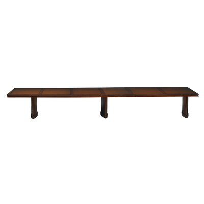Sorrento Series Rectangular Conference Table Size: 18 L