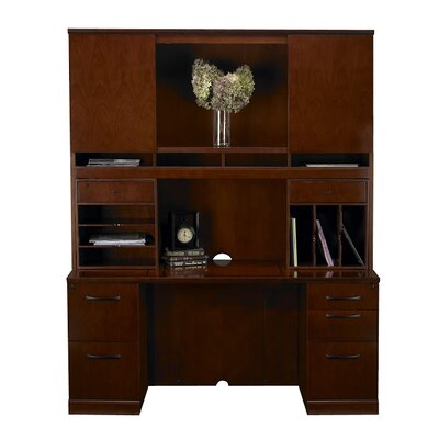 New Executive Desk Hutch Product Photo