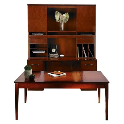 Sorrento Series Standard Desk Office Suite Product Photo 6368