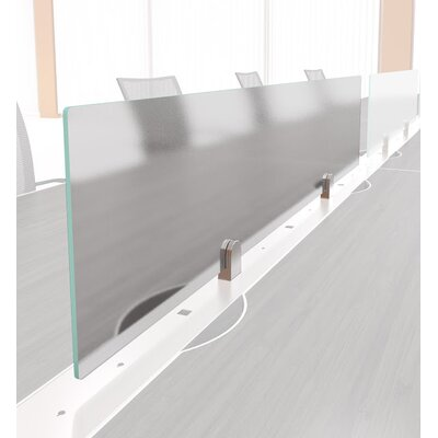 11.5 H x 42 W Desk Privacy Panel