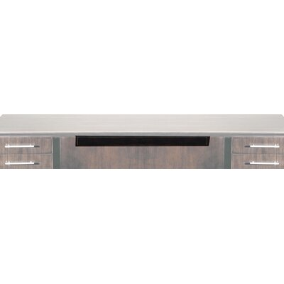 Sorrento 30 W x 21.25 D Desk Drawer Finish: Espresso Veneer