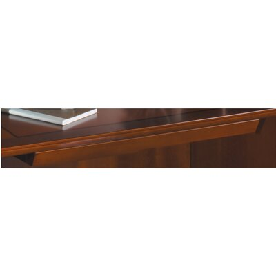 Sorrento 30 W x 21.25 D Desk Drawer Finish: Bourbon Cherry Veneer