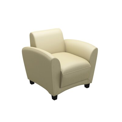 Lounge Series Santa Cruz Leather Lounge Chair