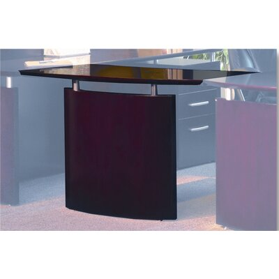 Napoli 29.5 H x 48 W Desk Bridge Product Image 1029