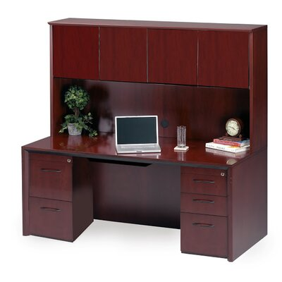 Corsica Series Computer Desk Finish: Sierra Cherry Product Image 6583