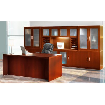 Aberdeen Series Standard Desk Office Suite Product Photo 452