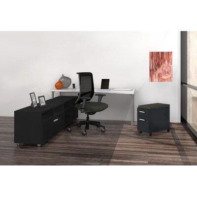 e5 Quickship Typical 13 Desk E5K13