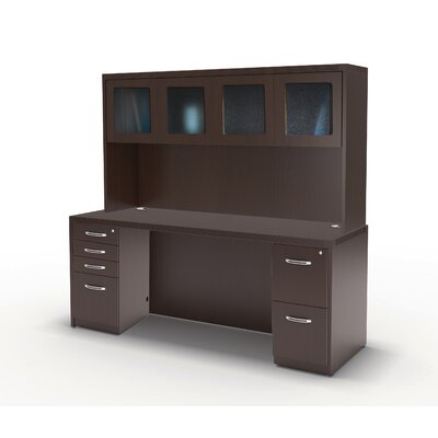Series Executive Desk Hutch Product Picture 456