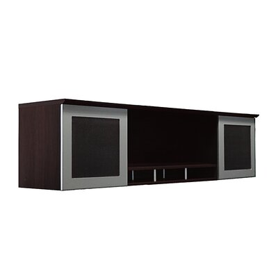 Medina Series 18.5 H x 72 W Desk Hutch Finish: Mocha
