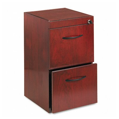 Corsica 27 H x 15.25 W Desk File Pedestal Finish: Sierra Cherry