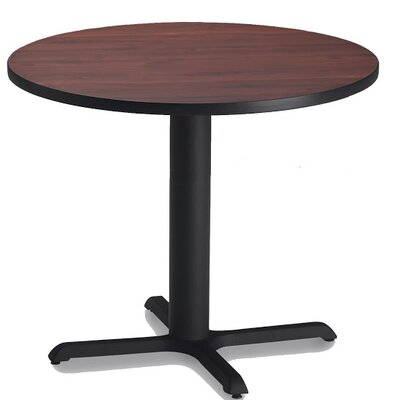Bistro Dining Table Finish: Regal Mahogany