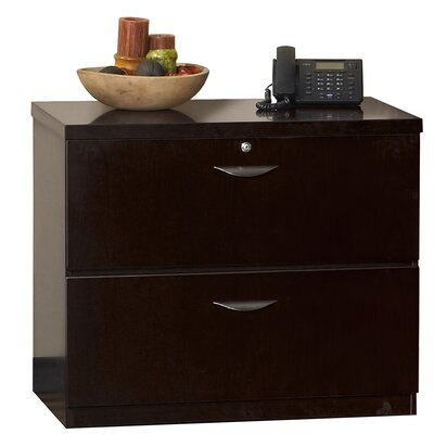 Mira Series Drawer Freestanding Lateral File Product Image 2872
