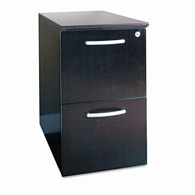 Napoli 2-Drawer File/File Pedestal Product Image 1153