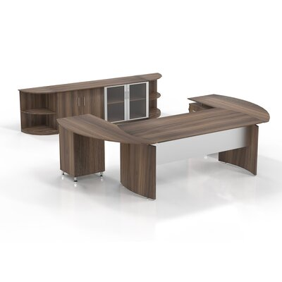 U Shape Desk Suite Product Picture 389