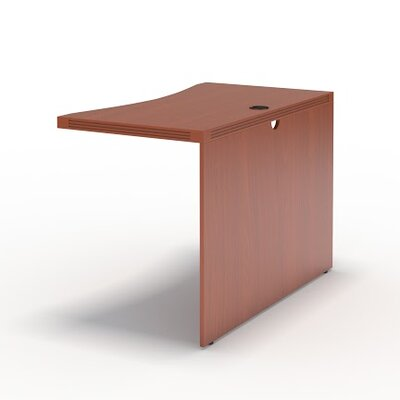Aberdeen Series 29.5 H x 42 W Desk Bridge Product Photo 256