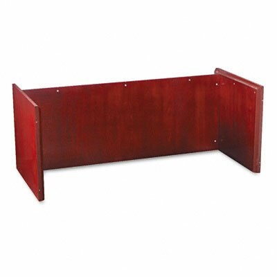 Corsica 28.13 H x 31.63 W Desk Base Finish: Sierra Cherry