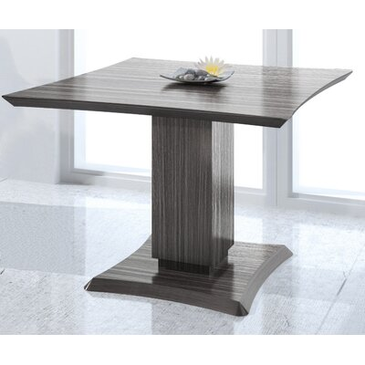 Sterling Square 29.5H x 42W x 42L Conference Table Finish: Textured Driftwood