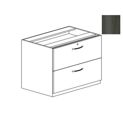 Aberdeen 27.5 H x 36 W Desk File Pedestal