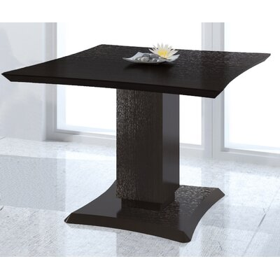 Sterling Square 29.5H x 42W x 42L Conference Table Finish: Textured Mocha
