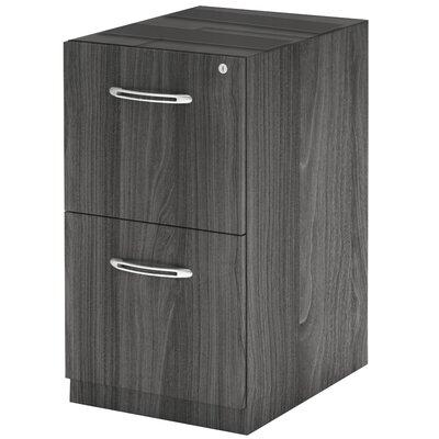 Aberdeen 27.5 H x 15.25 W Desk File Pedestal