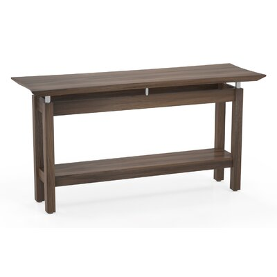 Sterling Console Table Finish: Textured Brown Sugar
