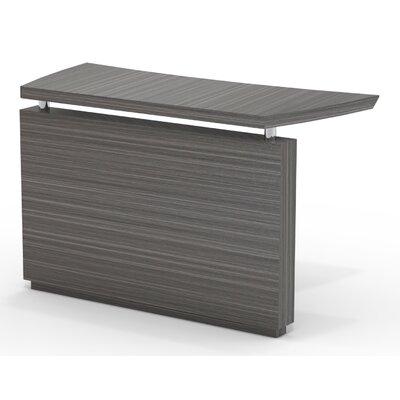 Sterling 29.5 H x 48 W Desk Bridge Finish: Textured Driftwood