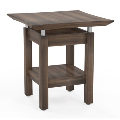 Sterling End Table Color: Textured Brown Sugar