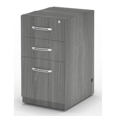 Aberdeen 22.5 H x 15.25 W Desk File Pedestal