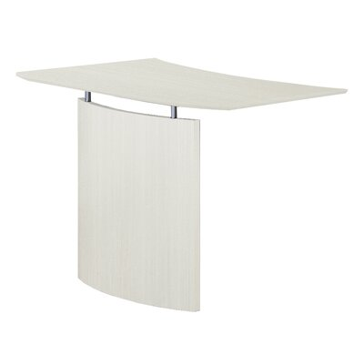 Medina 29.5 H x 48 W Desk Bridge Finish: Textured Sea Salt