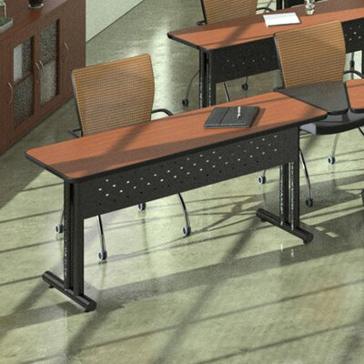 Meeting Plus Rectangular 28.63H x 24W x 60L Conference Table Finish: Sand Beige / Witchcraft / Mocha / Taupe