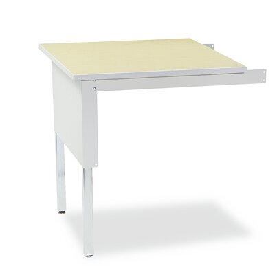 Mailflow-To-Go Adjustable Height Mailroom Table