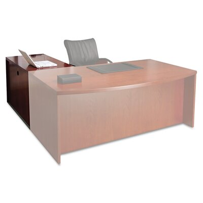 Mira Series 29.5 H x 48 W Reversible Desk Return
