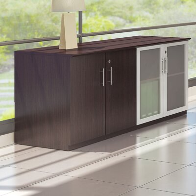 Medina Series Sideboard Finish: Mocha