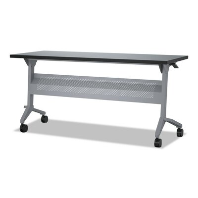 Flip-N-Go Table Top Table Top Finish: Folkstone, Table Top Size: 1.5 H x 48 W x 18 D