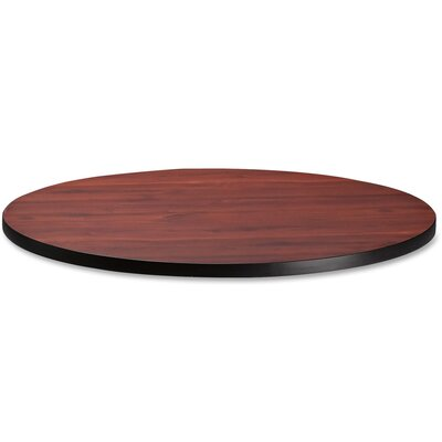 Bistro 36 Round Table Top Finish: Mahogany
