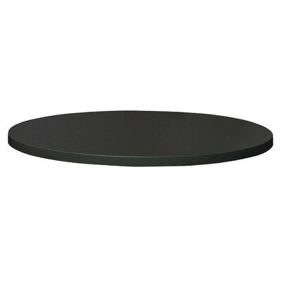 Bistro 36 Round Table Top Finish: Anthracite