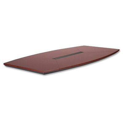 Boat Shaped Table Top Veneer Product Image 1118