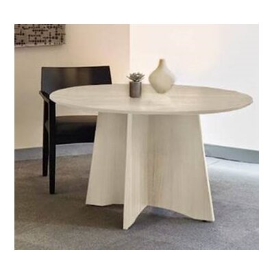 Medina 4 Circular Conference Table Finish: Textured Sea Salt