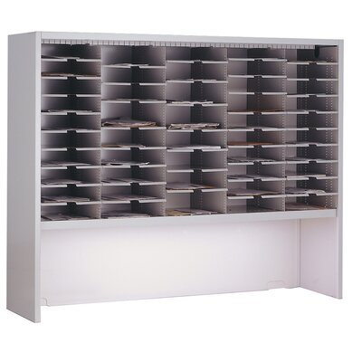 Mailroom Elevated Closed-Back Sorters Product Photo 921