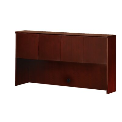 Corsica Series 38.5 H x 72 W Desk Hutch Finish: Sierra Cherry