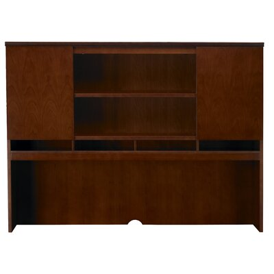 Sorrento 52.5 H x 72 W Desk Hutch