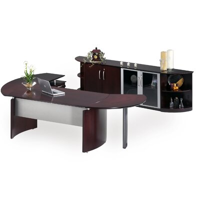Napoli Series Desk Office Suite Product Photo 671